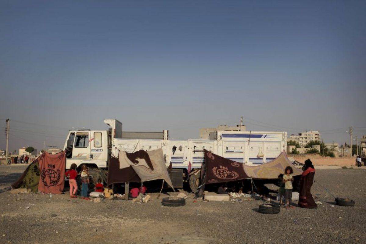En Líbano hay un millón 172 mil 753 refugiados. Foto:Getty Images. Imagen Por: