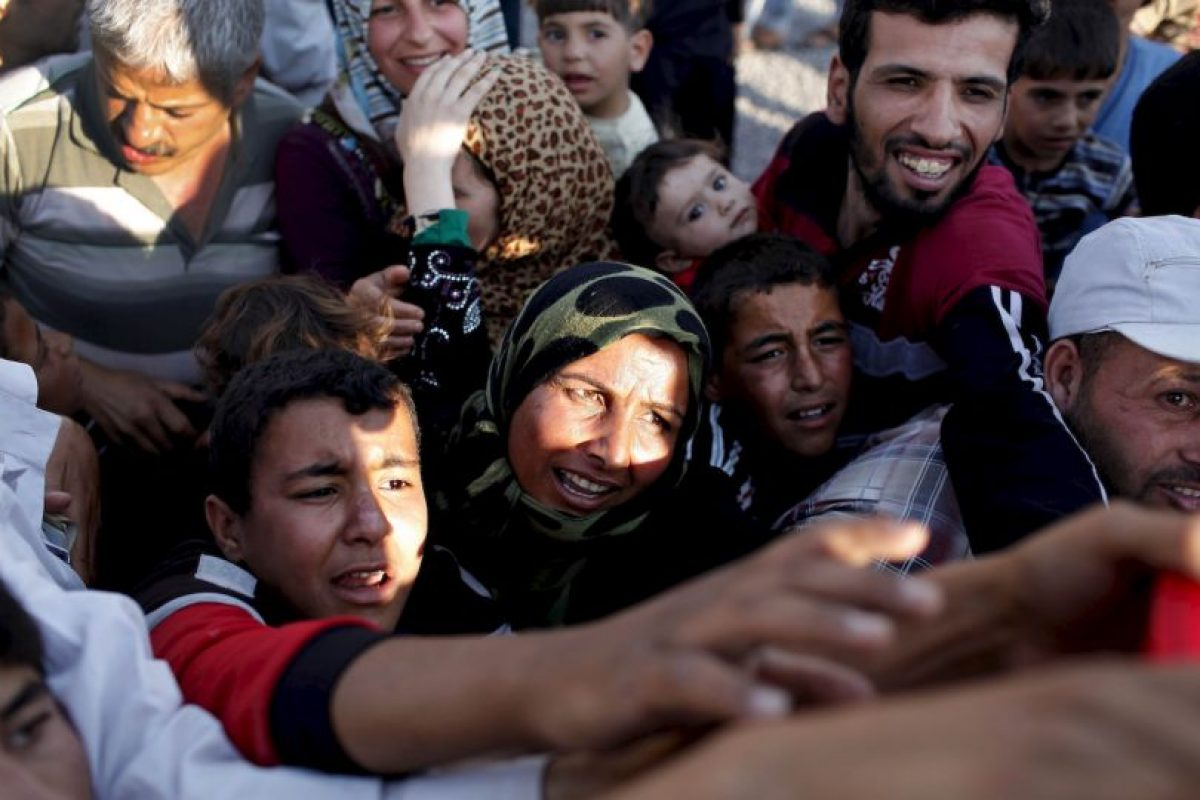 En Egipto hay 132 mil 375 refugiados sirios. Foto:Getty Images. Imagen Por: