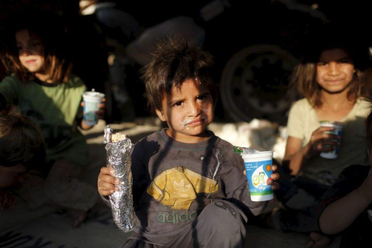 Asimismo, 629 mil 128 se encuentra en Jordania. Foto:Getty Images. Imagen Por: