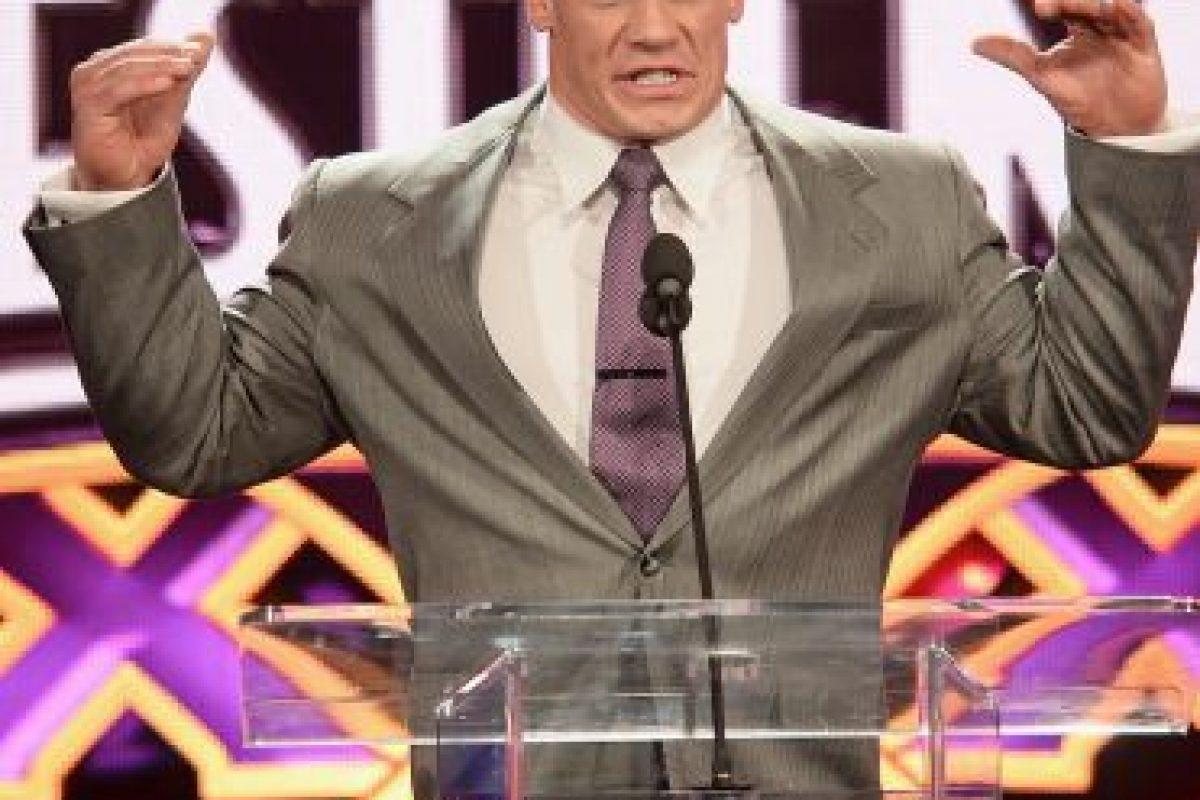 Ha sido campeón del mundo de la WWE en 12 ocasiones. Foto:Getty Images. Imagen Por: