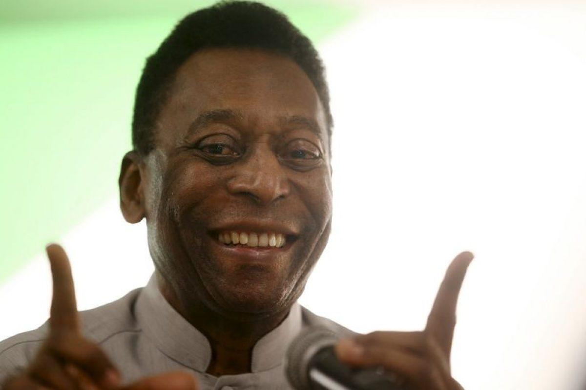 10. Pelé (Fútbol) Foto:Getty Images. Imagen Por: