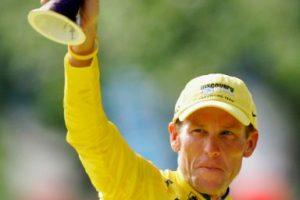 Ganó 7 Tour de Francia y una medalla de bronce en Juegos Olímpicos en ciclismo, pero les fueron quitados estos títulos por dopaje. Foto:Getty Images. Imagen Por: