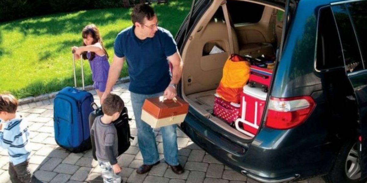 10 cosas que nunca deben hacer antes de salir con niños en viajes largos
