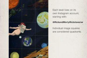 En el juego tendremos que explorar 11 planetas diferentes que aparece en la serie animada Foto:instagram.com/rickandmortyrickstaverse/. Imagen Por: