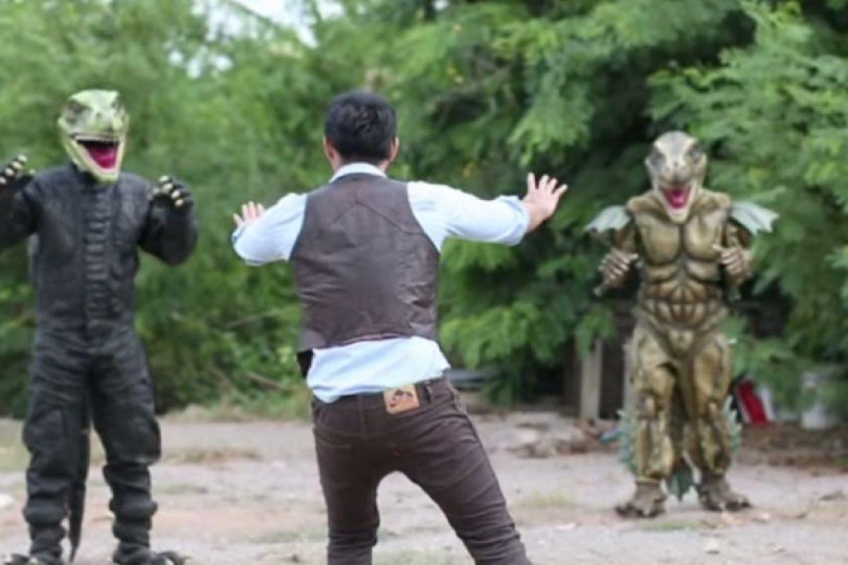Olvídense de Chris Pratt. Foto:vía ghtai porn. Imagen Por: