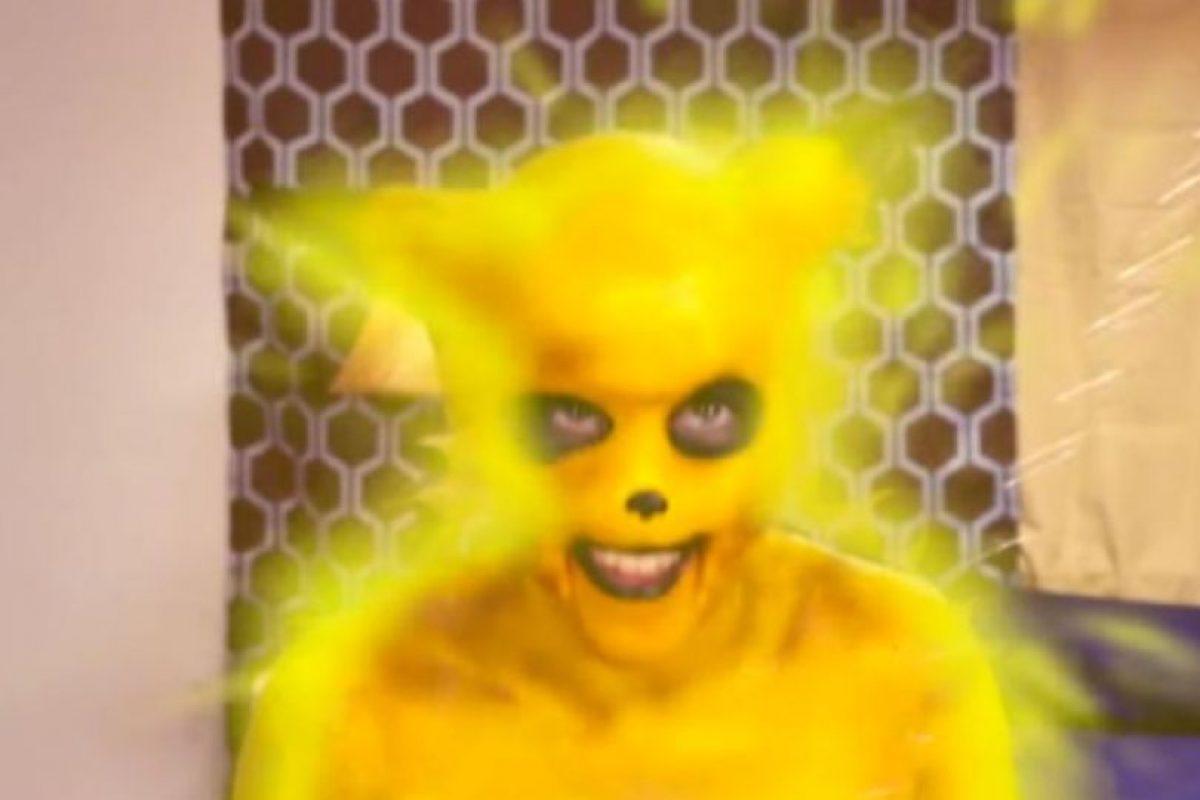 Lo peor es Pikachu. Foto:vía Woodrocket Productions. Imagen Por: