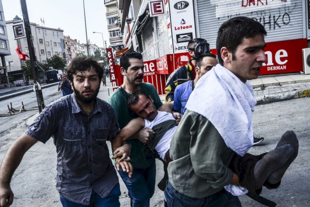 El número de refugiados sirios ya sobrepasa los cuatro millones Foto:AFP. Imagen Por: