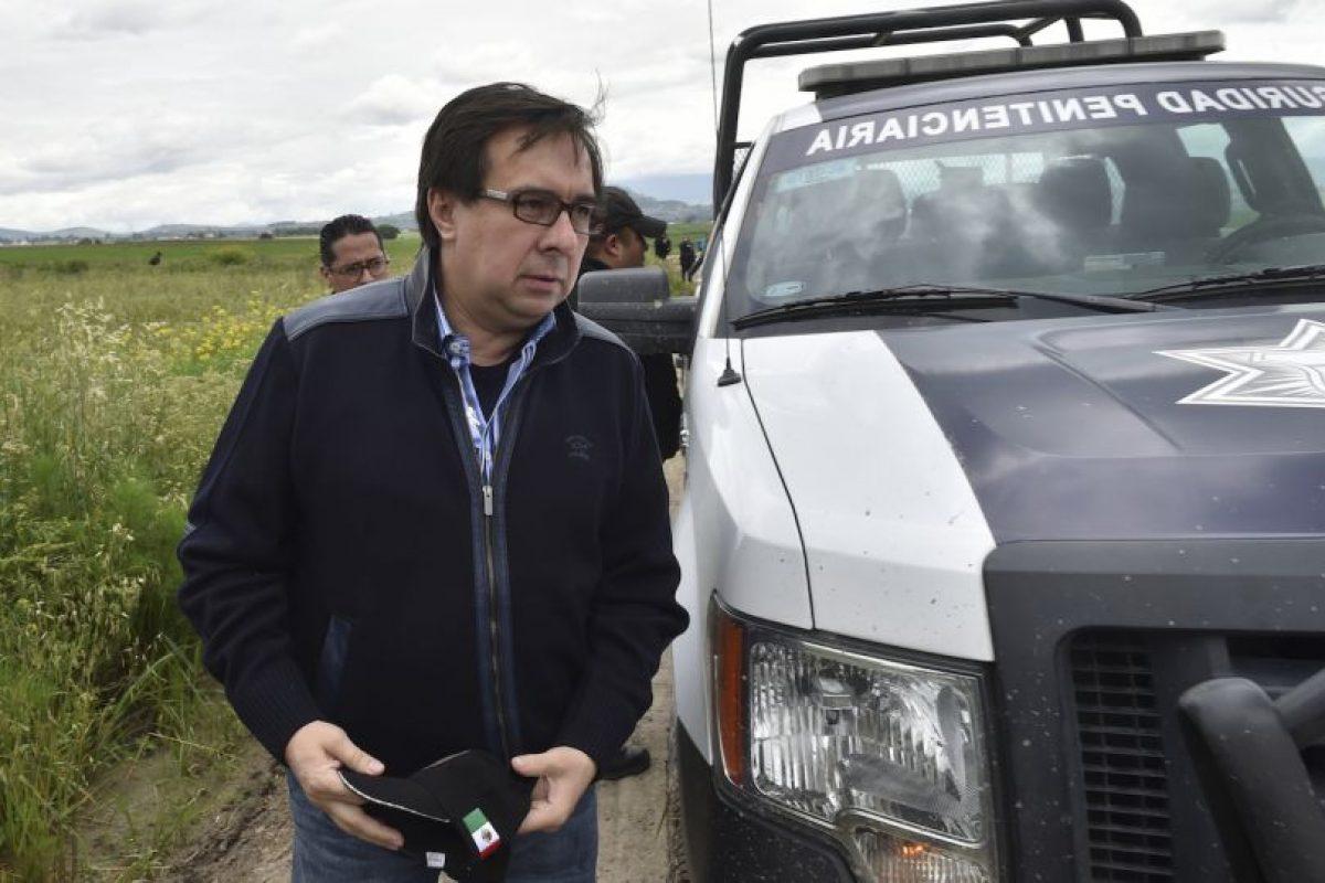 Así lo reveló la periodista de Televisa, Paola Rojas, quien fue la primera en tener acceso al túnel y realizar todo el recorrido que llevó a Guzmán Loera a la libertad. Foto:AFP. Imagen Por: