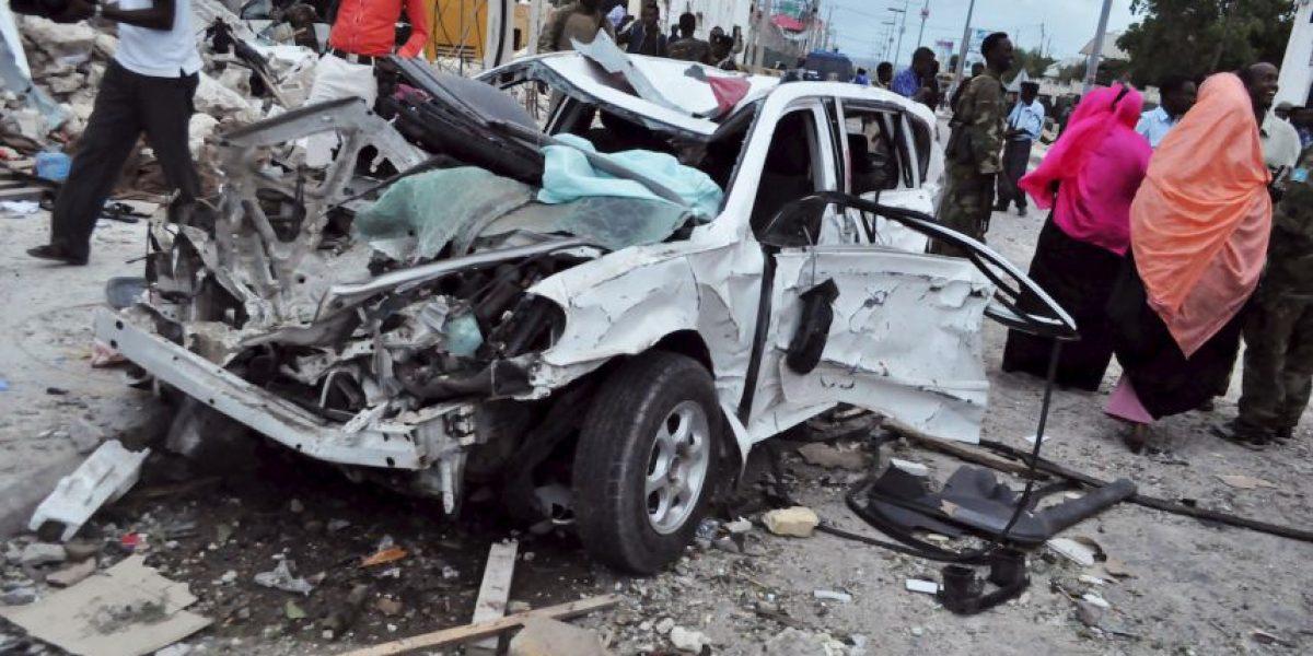 15 muertos tras atentado terrorista en Somalia