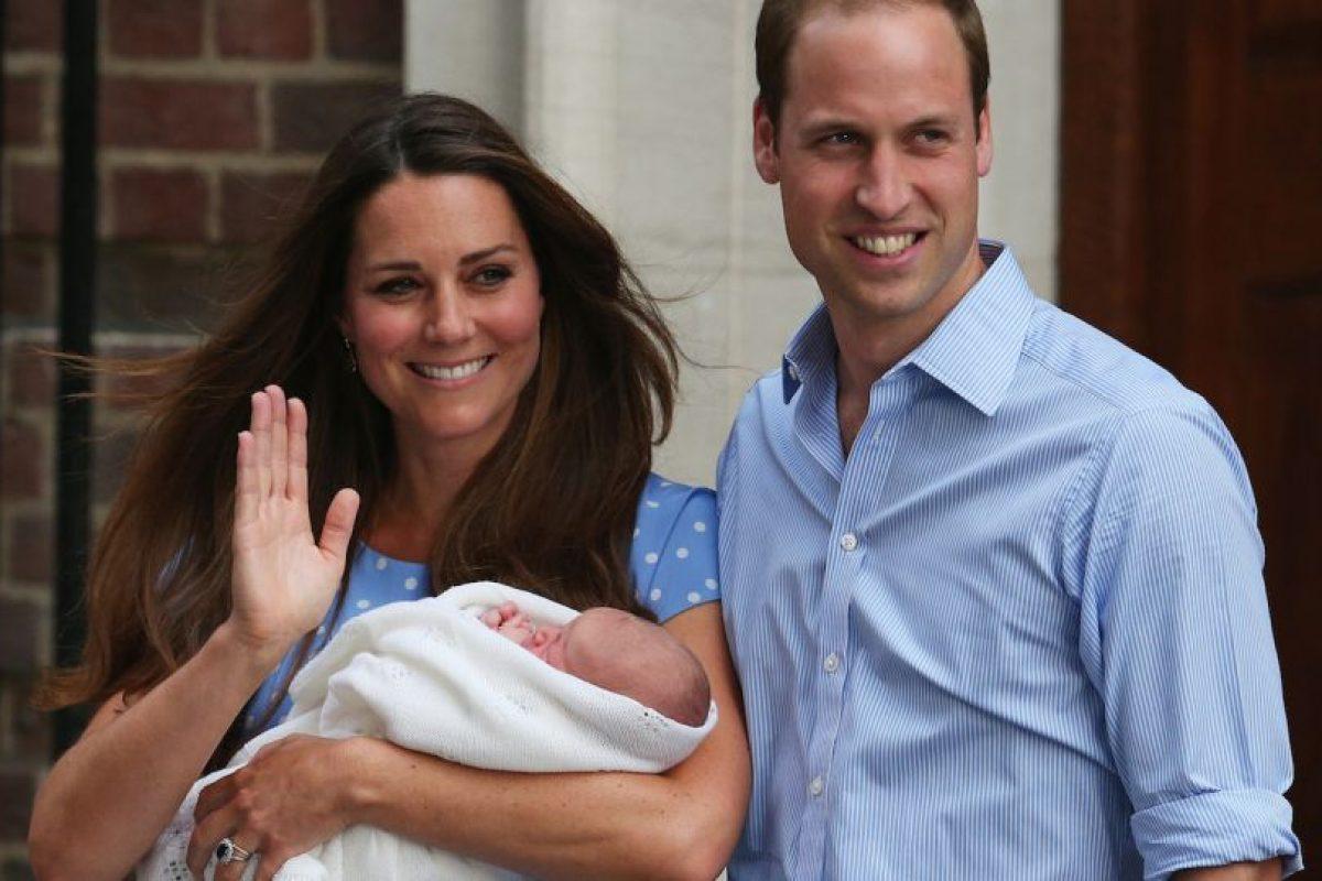Es hijo del príncipe Carlos y la fallecida princesa Diana. Foto:Getty Images. Imagen Por: