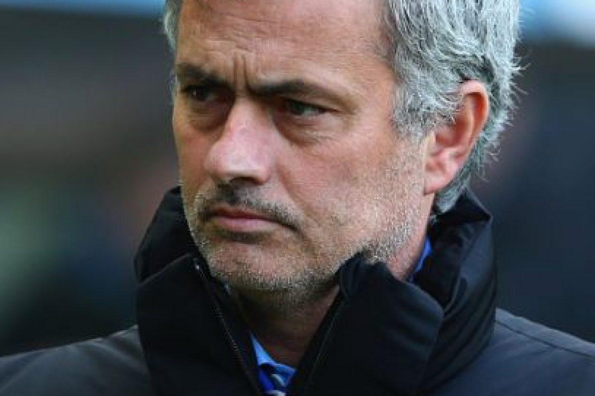 """Para """"Mou"""", Manchester United, Manchester City y Liverpool están tratando de """"comprar el título"""" por los grandes fichajes que han hecho. Foto:Getty Images. Imagen Por:"""