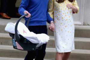 Esto luego de que tomara una licensia por el nacimiento de la princesa Charlotte. Foto:Getty Images. Imagen Por: