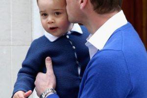 Su hijo mayor es el príncipe George, de dos años. Foto:Getty Images. Imagen Por: