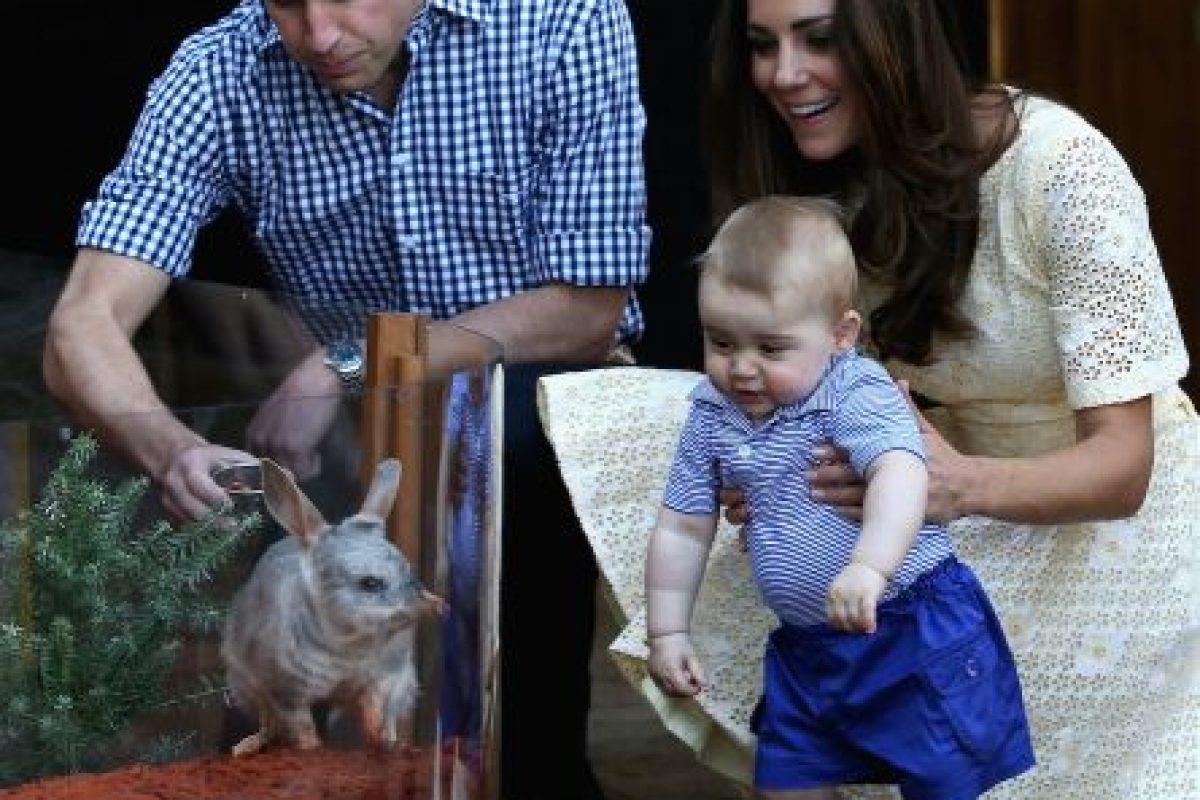 Es el segundo en la línea de sucesión por la corona británica. Foto:Getty Images. Imagen Por: