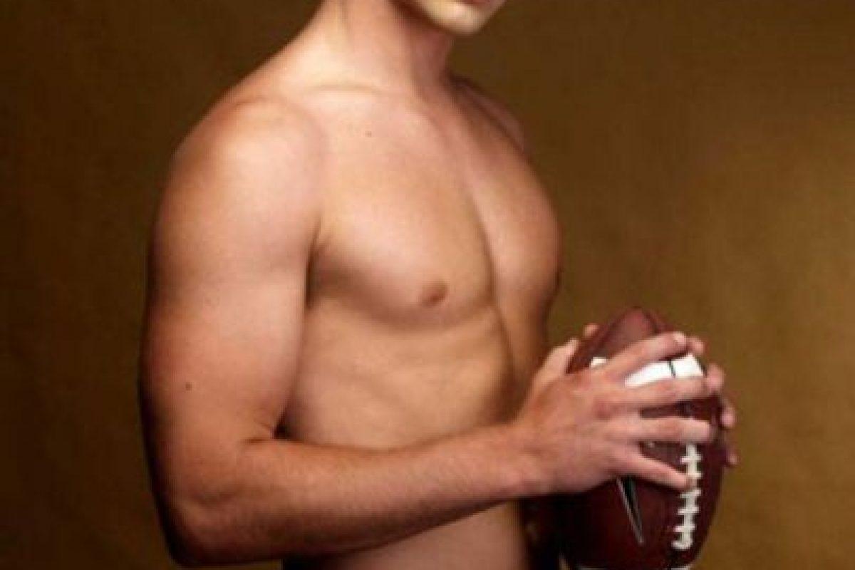 """Chase Crawford, de """"Gossip Girl"""", en la universidad. Foto:vía Tumblr.. Imagen Por:"""