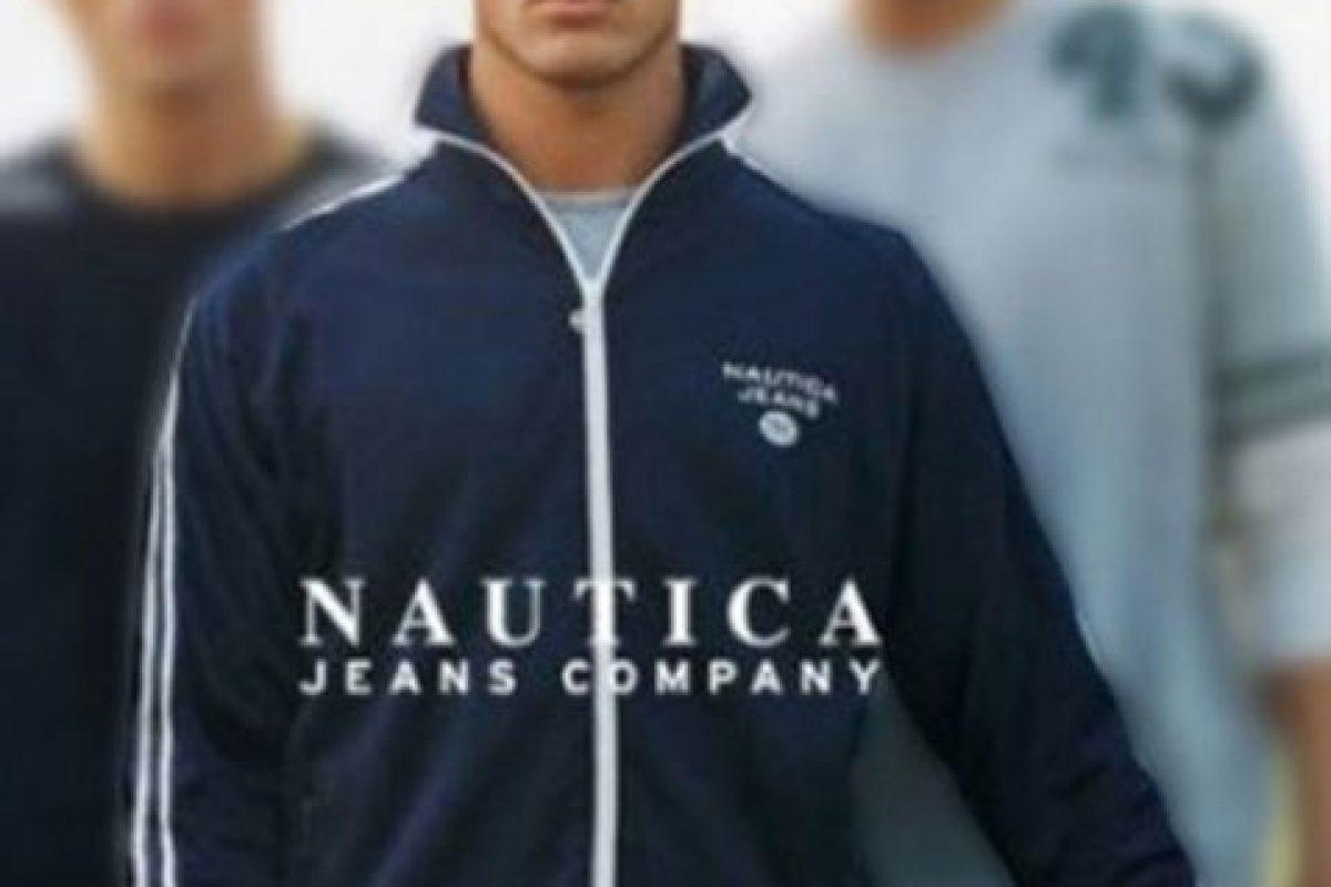 Channing Tatum para Nautica Foto:vía Nautica. Imagen Por: