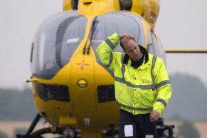 El príncipe William regresó a trabajar recientemente. Foto:AP. Imagen Por: