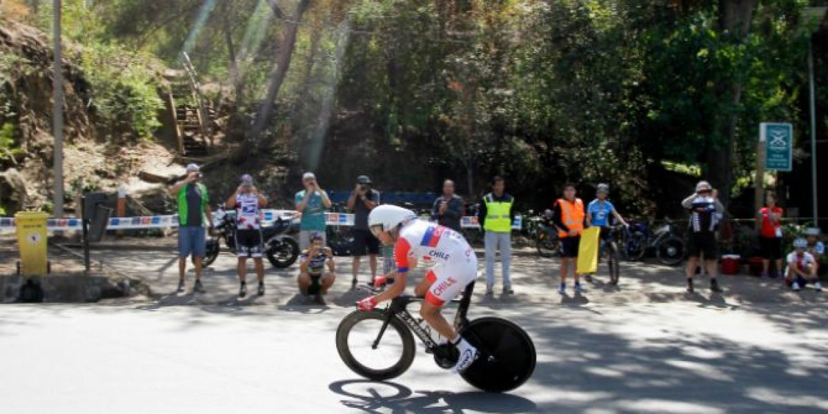 Contramuestra del ciclista Oyarzún confirma doping positivo