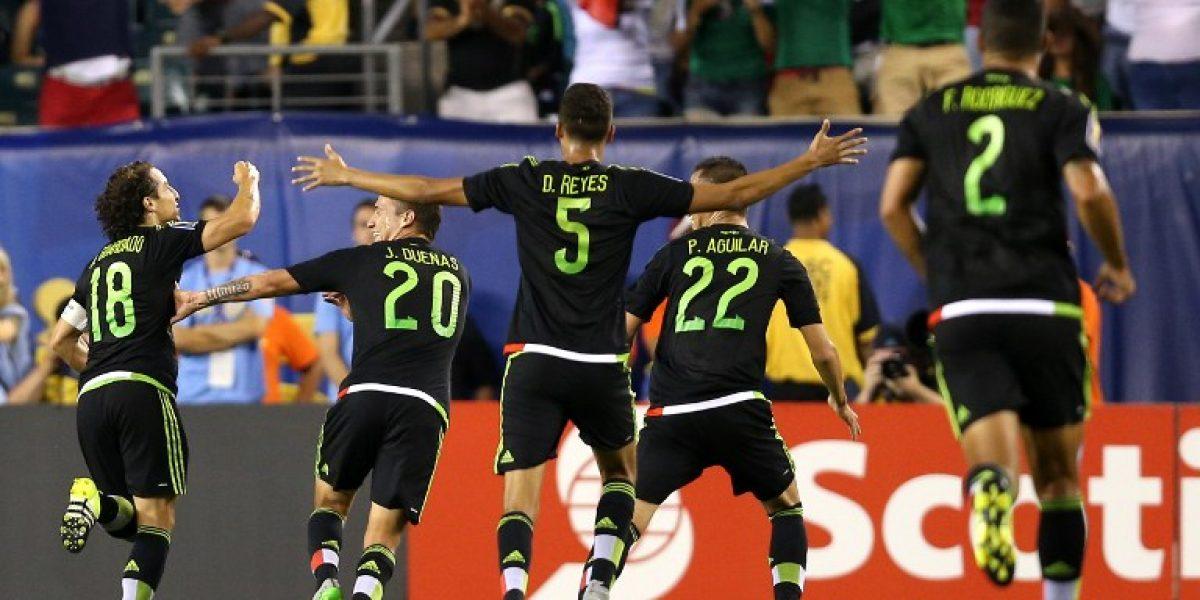 Título manchado: México goleó a Jamaica y se coronó campeón de la Copa de Oro