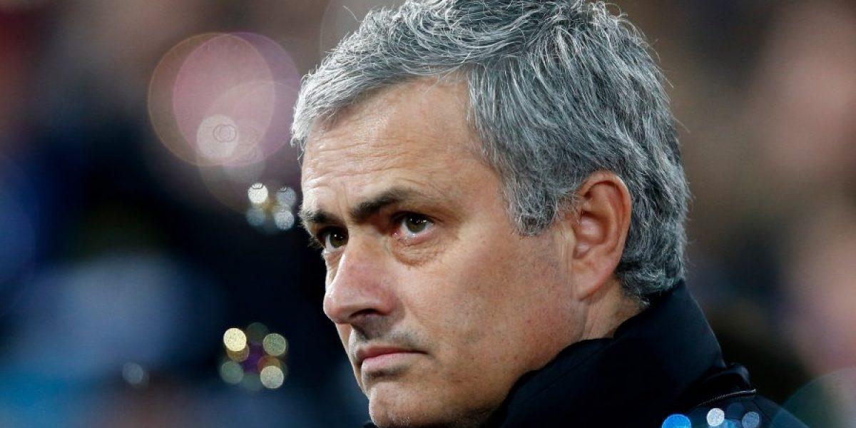 En su estilo: Mourinho acusa a los