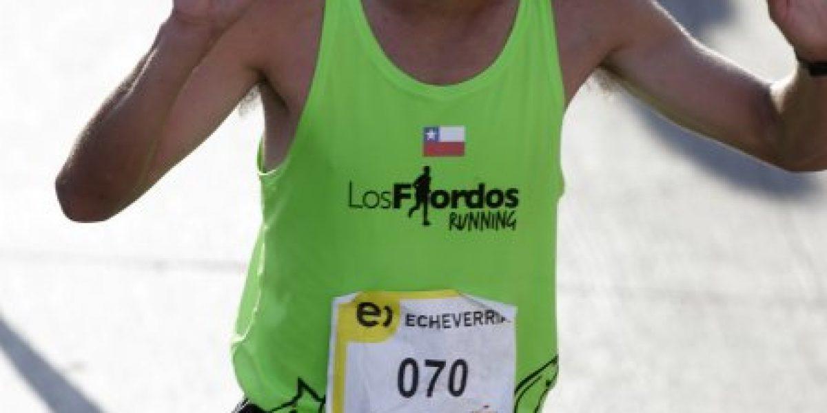 La polémica entre los maratonistas chilenos habría terminado a los golpes