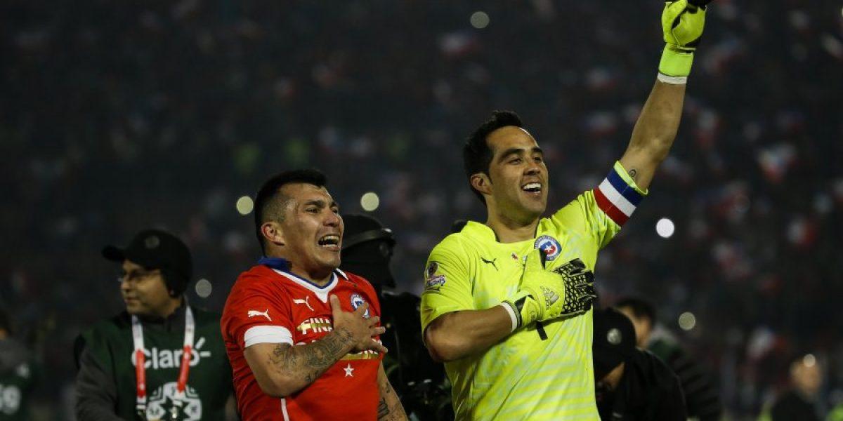 Bravo y el sorteo de las Clasificatorias: