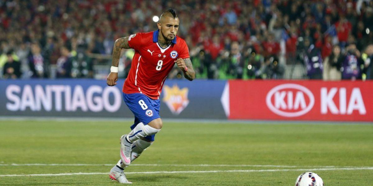 Arturo Vidal viaja rumbo a Alemania para ser presentado en Bayern Munich