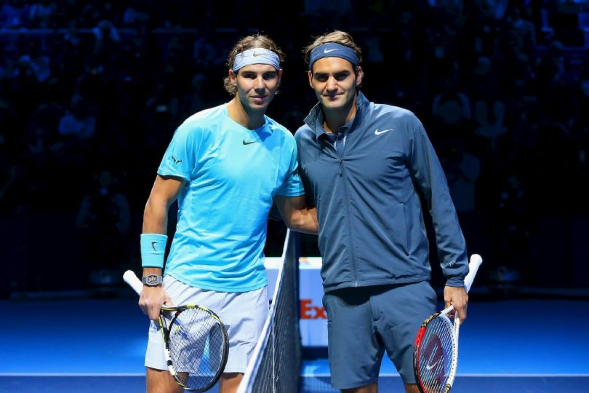 Rafael Nadal vs. Roger Federer Foto:Getty Images. Imagen Por: