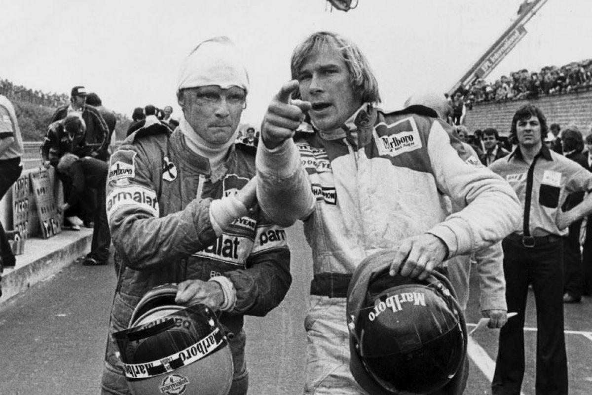 En la Fórmula 1 Foto:Getty Images. Imagen Por: