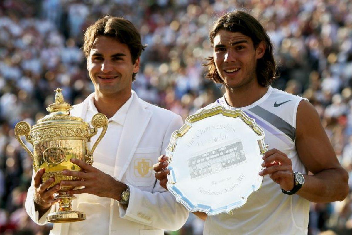 En el tenis Foto:Getty Images. Imagen Por: