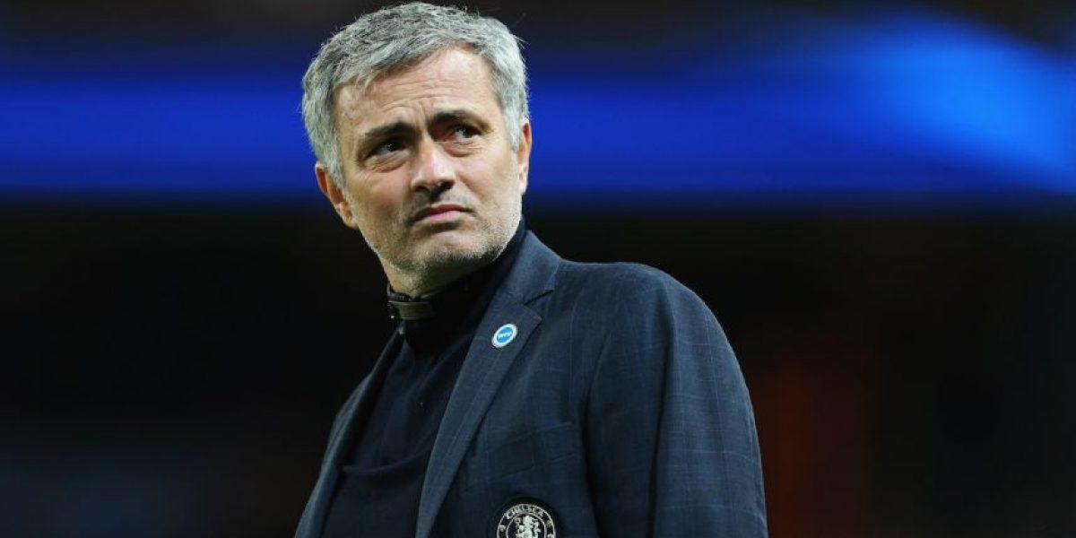 Mourinho acusa a los