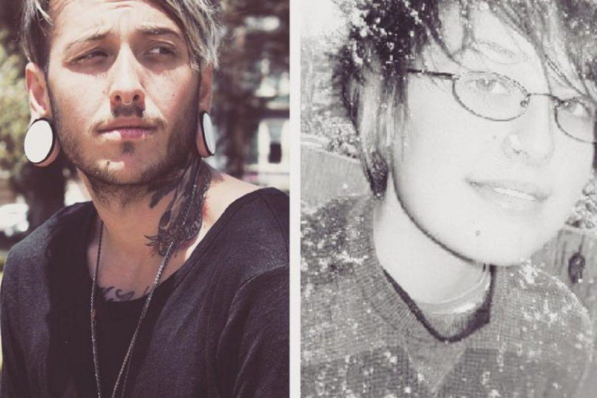 Y sí: antes era una mujer. Foto:vía Instagram/vicktorbelmont. Imagen Por: