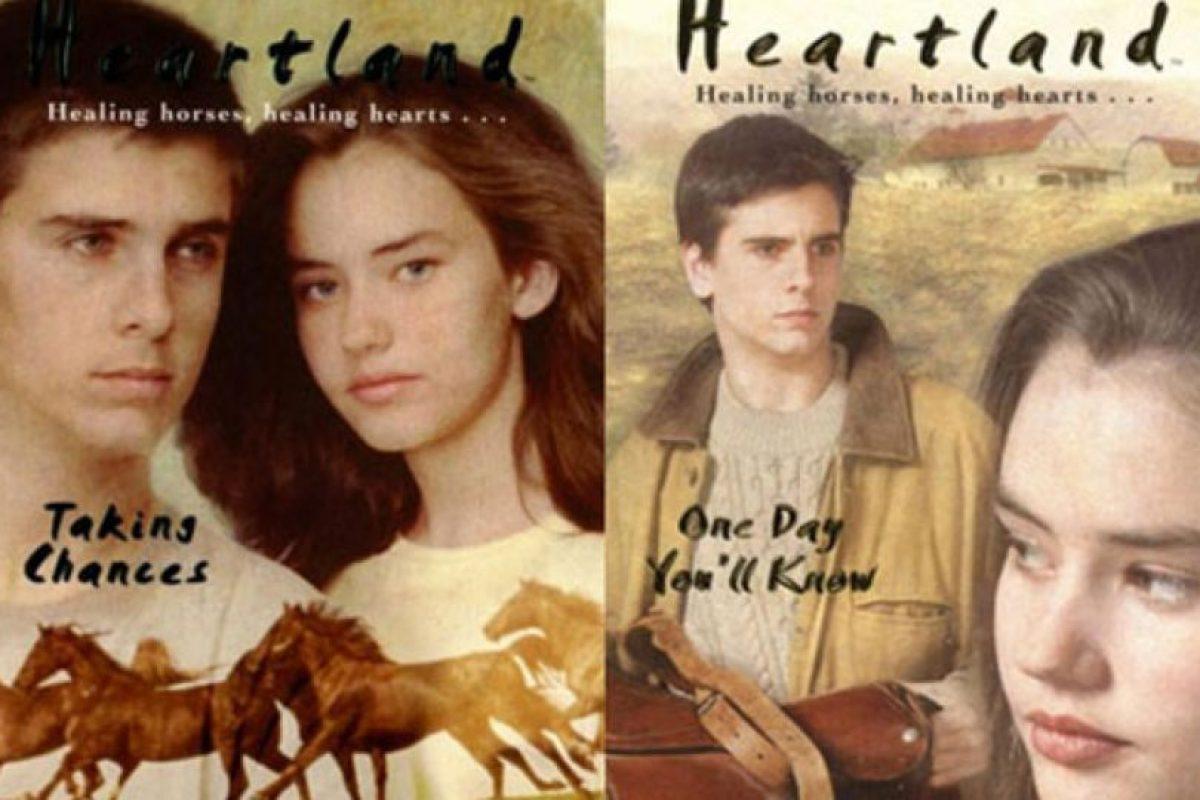 "Scott Disick apareció para ""Heartland"", una serie de libros juveniles. Foto:vía Tumblr. Imagen Por:"