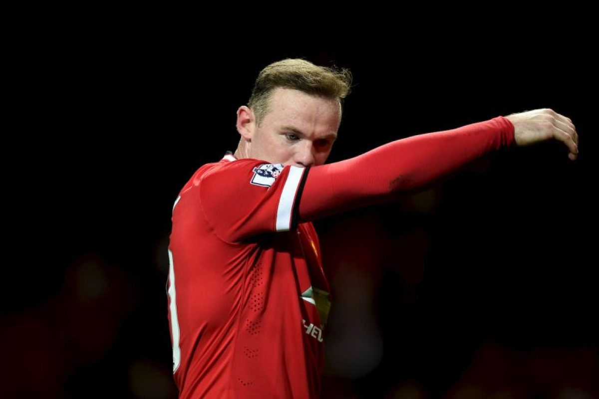 3. Wayne Rooney Foto:Getty Images. Imagen Por: