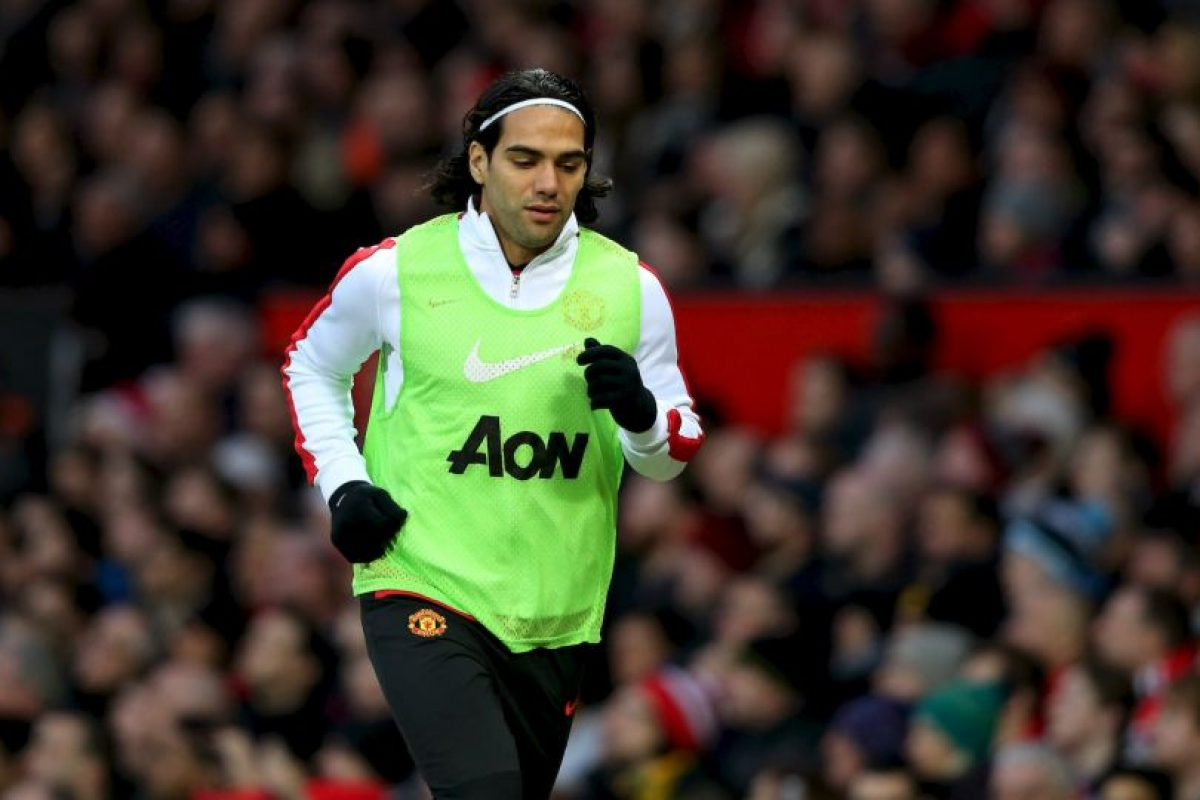 3. Radamel Falcao Foto: Getty Images. Imagen Por: