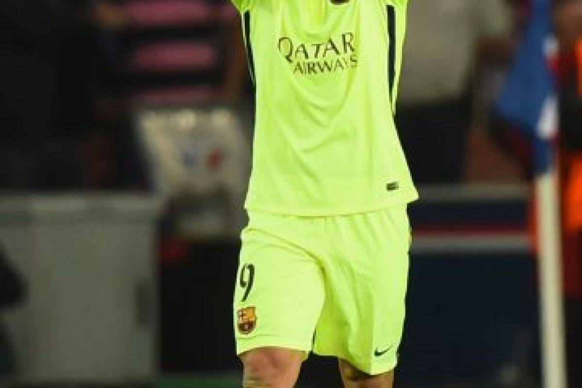 11. Luis Suárez Foto:Getty Images. Imagen Por: