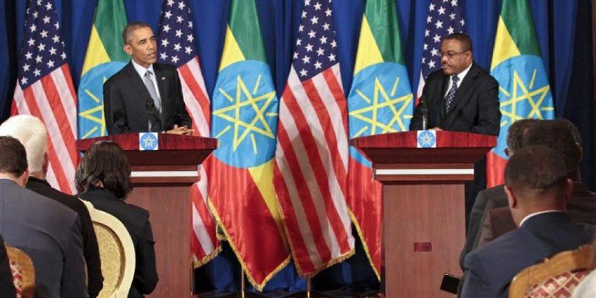 Obama aborda la crisis de Sudán del Sur con líderes regionales