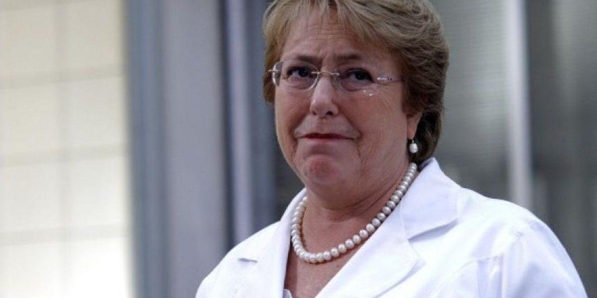 Descartan que Bachelet