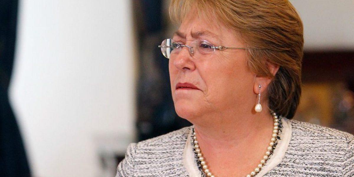 Cadem: encuestados no creen que Bachelet cumplirá sus promesas