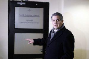Mario Carroza Foto:Agencia Uno. Imagen Por: