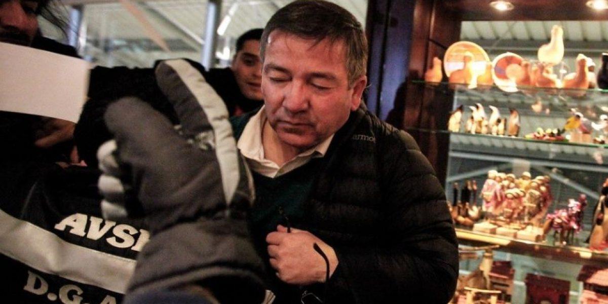 """U. de Magallanes explica vínculo con acusado del """"Caso Quemados"""""""