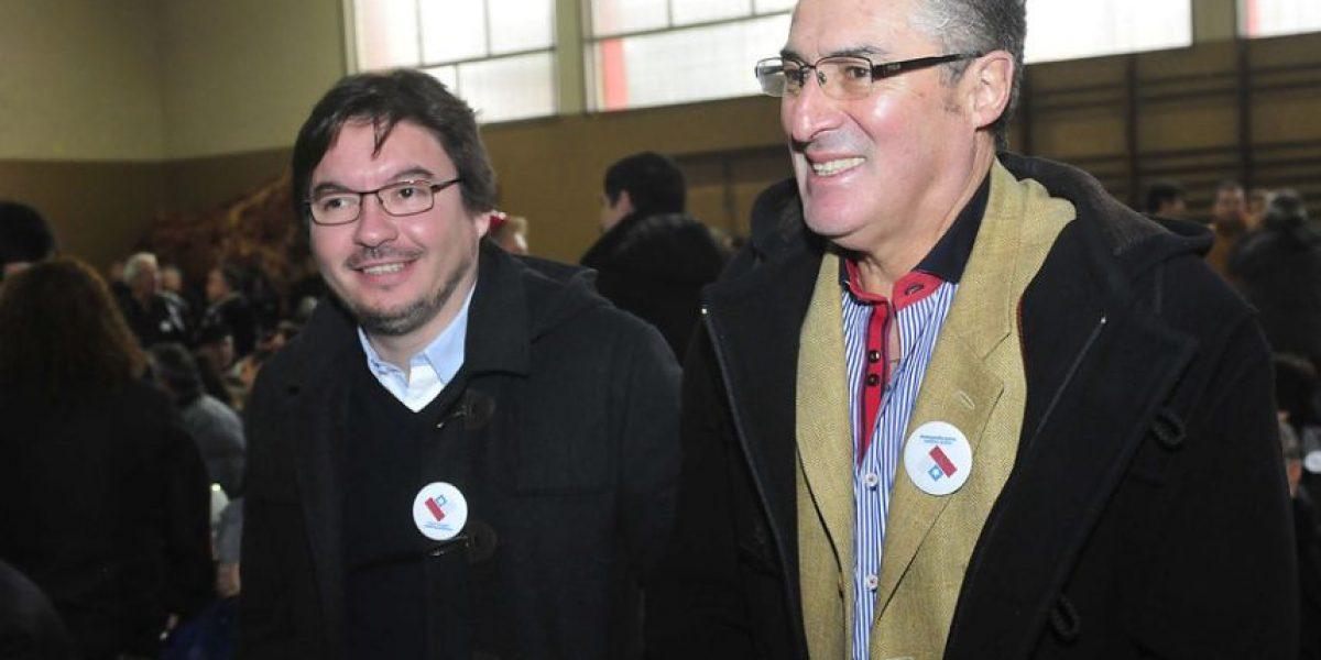 """Jorge Pizarro: """"No creo que el PC se retire de la Nueva Mayoría"""""""