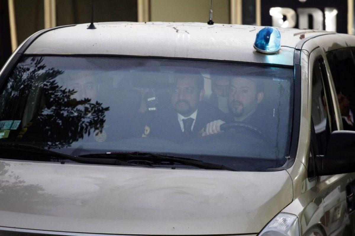 Nuevas detenciones Caso Quemados Foto:Agencia Uno. Imagen Por: