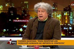 Foto:Tolerancia Cero. Imagen Por: