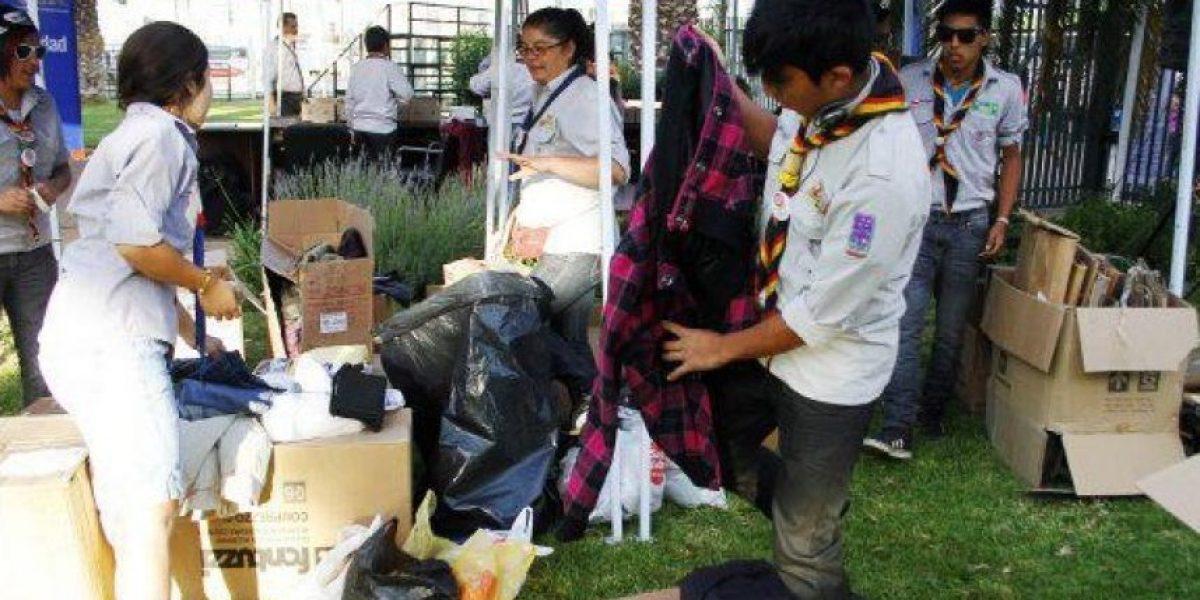 Congreso mundial de scouts reúne en Japón a miles de jóvenes de 150 países