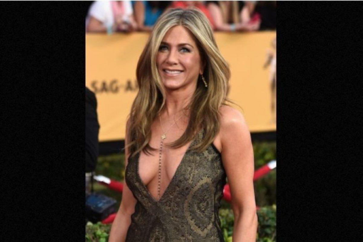 Jennifer Aniston Foto:Getty Images. Imagen Por:
