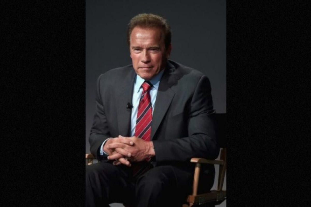 Arnold Schwarzengger Foto:Getty Images. Imagen Por: