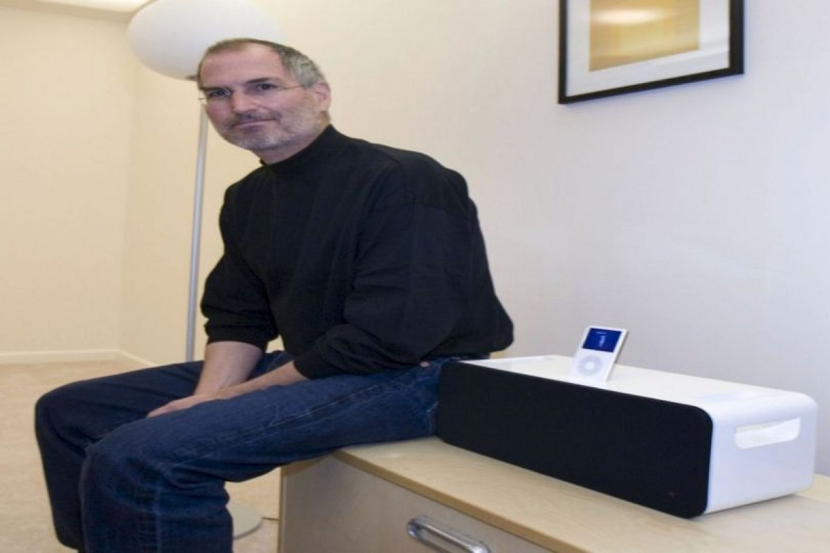 Fundó la compañía Apple en 1976 junto con su amigo Steve Wozniak. Foto:Getty Images. Imagen Por: