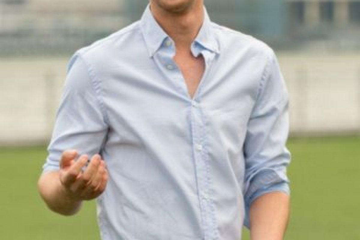 """Andrew Garfield interpretó al fundador de Facebook en la película """"The Social Network"""". Foto:Getty Images. Imagen Por:"""