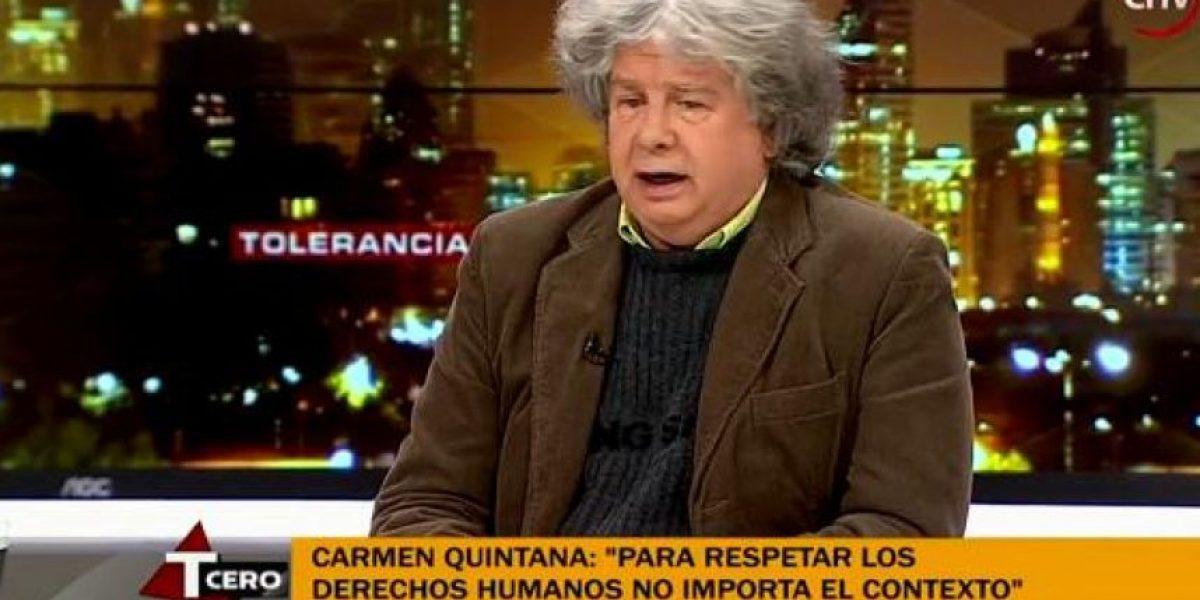 Las cinco mayores polémicas de Fernando Villegas